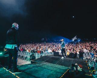 Hip Hop Žije s charitatívnym rozmerom
