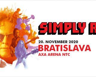 Simply Red prídu opäť na Slovensko v novembri 2020